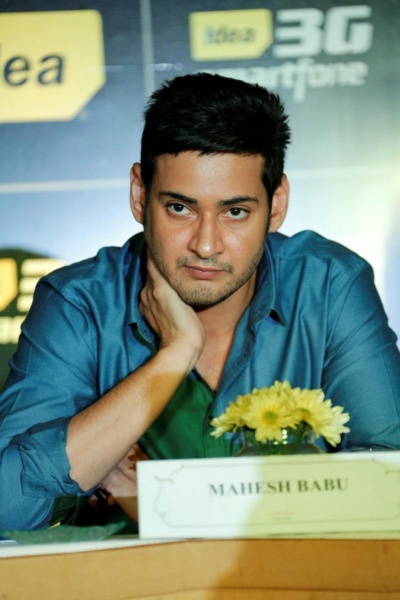 Mahesh Idea SmartFone Launch1