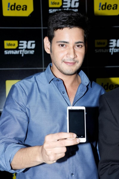 Mahesh Idea SmartFone Launch4