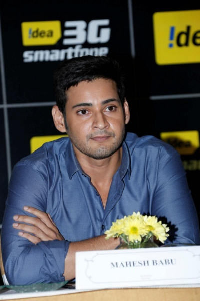 Mahesh Idea SmartPhone Launch